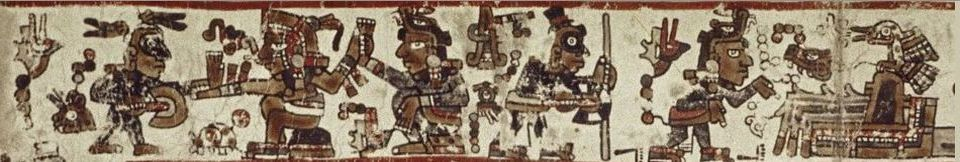 Mixtec drawings